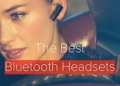 The 5 Best Bluetooth Headsets
