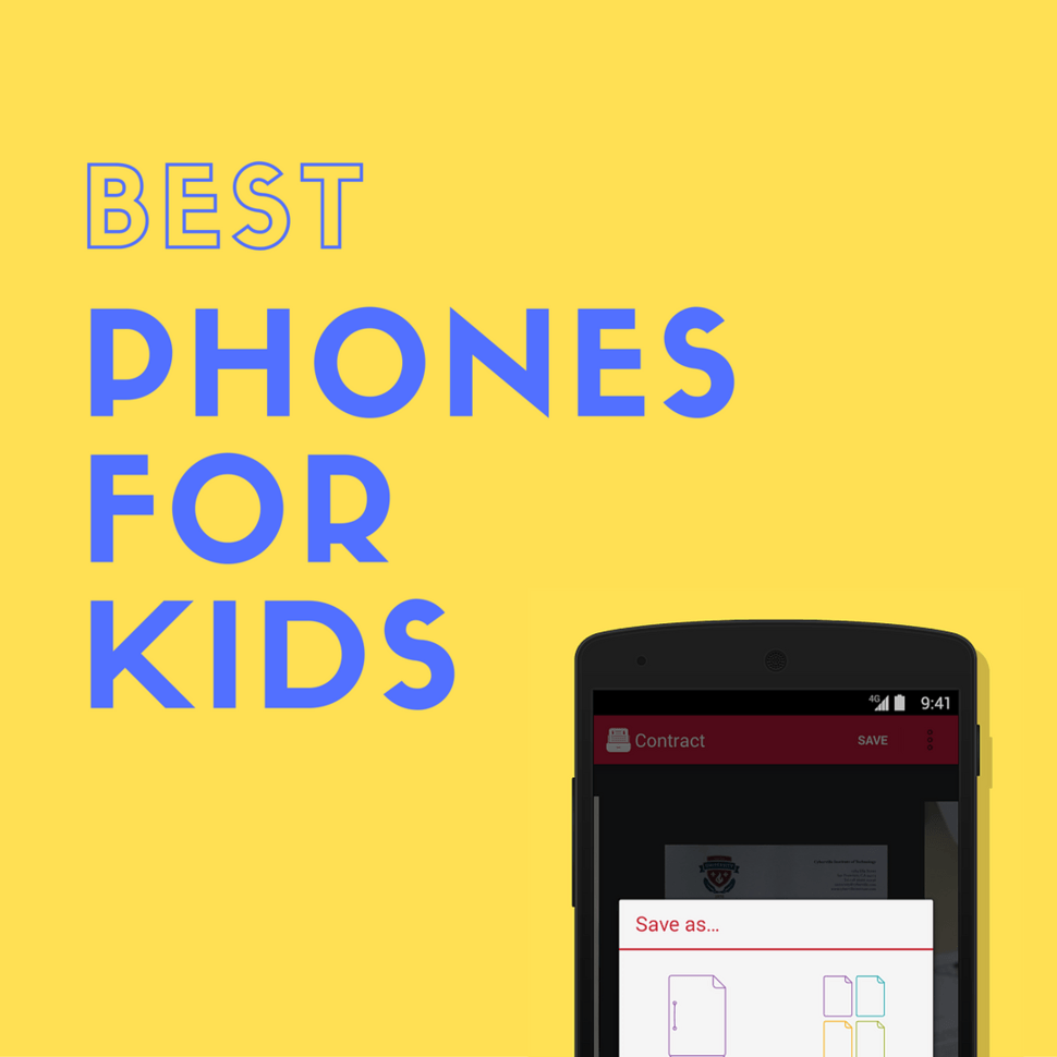The Best Cell Phones for Kids in 2019 (Updated)