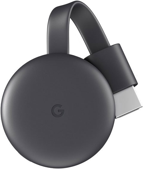 Google Chromecast (2018)