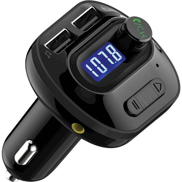 MPOW T2.0 Mini FM Transmitter