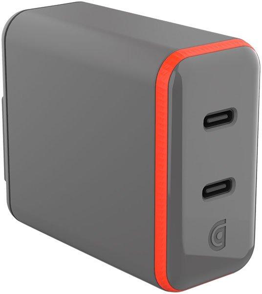 Griffin PowerBlock Dual 30W USB-C PD