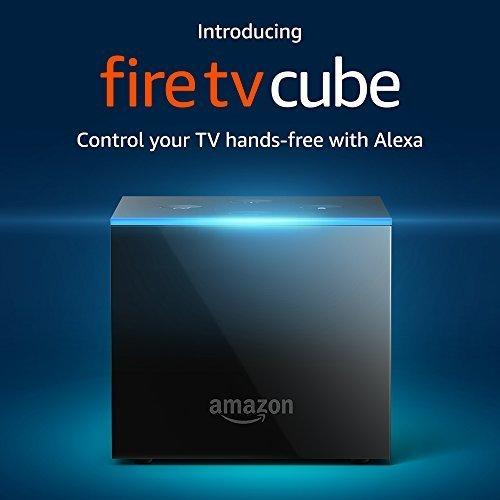 Amazon Fire TV Cube