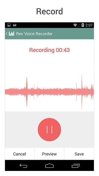 The Best Voice Recorder Apps (for Android & iPhone in 2019)