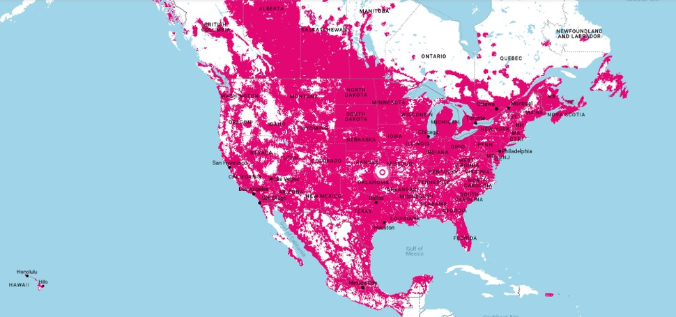 Which Carrier Has the Best Cell Phone Coverage? (USA ...