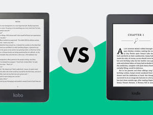 Kobo vs. Kindle: Which Should You Buy?