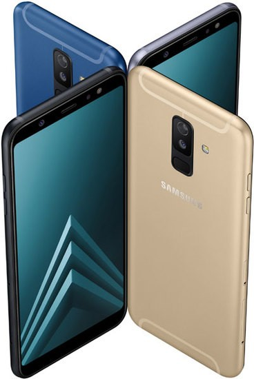 Samsung Galaxy A6+ Reviews, Specs & Price Compare