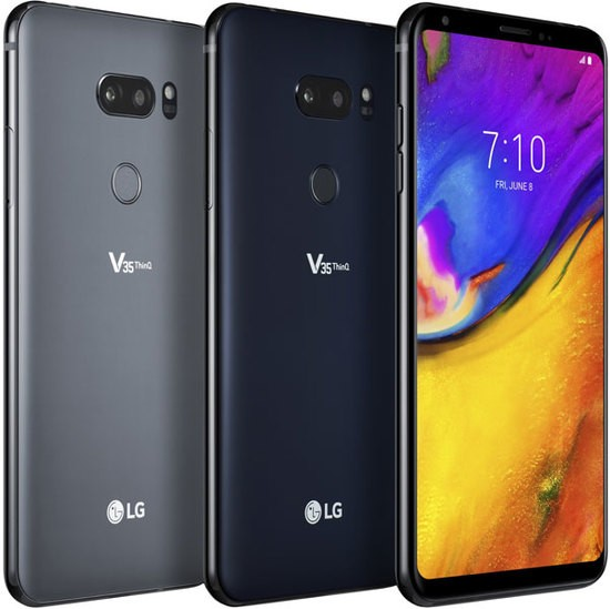LG V35 ThinQ Reviews, Specs & Price Compare