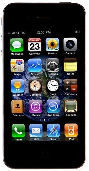 Apple iPhone 4 (CDMA)