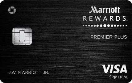 Marriott Rewards Premier Plus