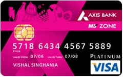 Axis Bank My Zone