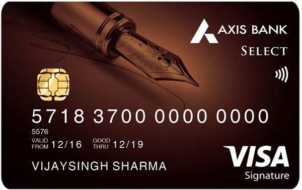 Axis Bank Select