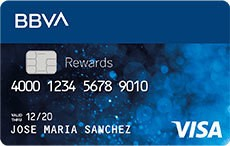 BBVA Rewards Card