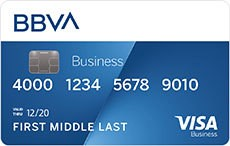 BBVA Visa® Business Rewards Credit Card