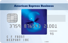 Blue for Business℠ Credit Card from American Express