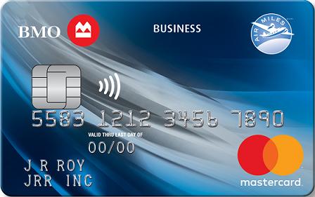 BMO® AIR MILES® No-Fee Business® Mastercard®
