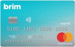 Brim World Mastercard®