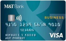 M&T Business Credit Card