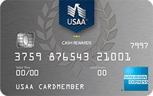 USAA Cash Rewards American Express Card