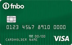 First National Bank of Omaha Cashback Rewards Visa® Card