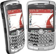 BlackBerry 8310 Curve
