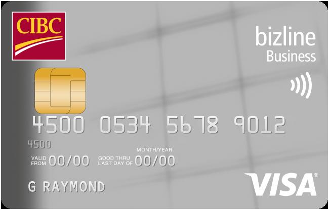 CIBC Bizline® Visa