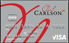 Club Carlson Rewards Visa Card