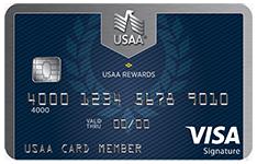 USAA Rewards™ Visa Signature® Card