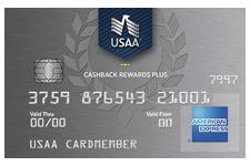USAA Cashback Rewards Plus American Express® Card