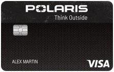 Polaris® Visa® Card