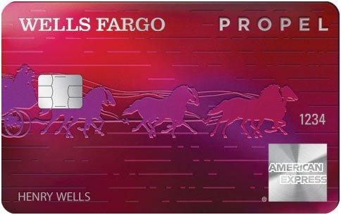 Wells Fargo Propel American Express® Card