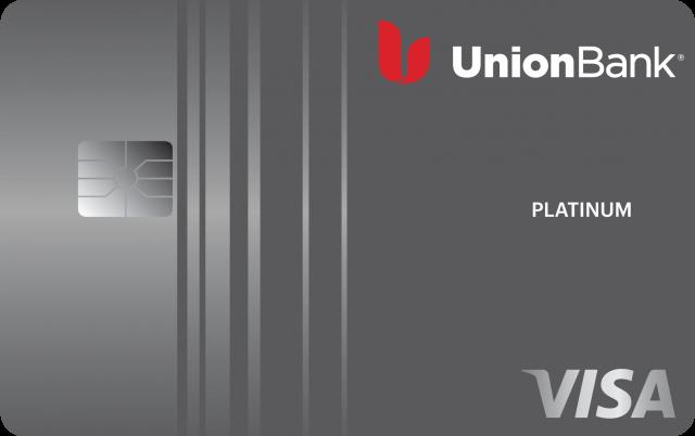 Union Bank® Platinum™ Visa® Credit Card