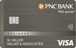 PNC points® Visa® Business Credit Card