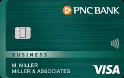 PNC Visa® Business Credit Card