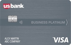 U.S. Bank Business Platinum Card