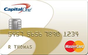 Capital One® Low Rate Guaranteed Mastercard®