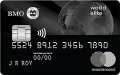 BMO® World Elite® Mastercard®