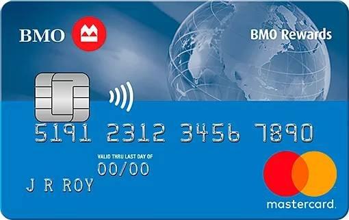 BMO® Rewards® Mastercard®