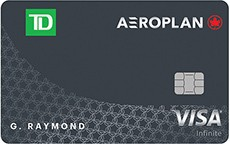 TD® Aeroplan® Visa Infinite Card