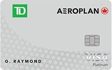 TD® Aeroplan® Visa Platinum Card