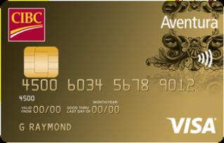 CIBC Aventura® Gold Visa Card