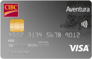 CIBC Aventura® Visa Card