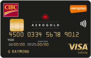 CIBC Aerogold® Visa Infinite Card
