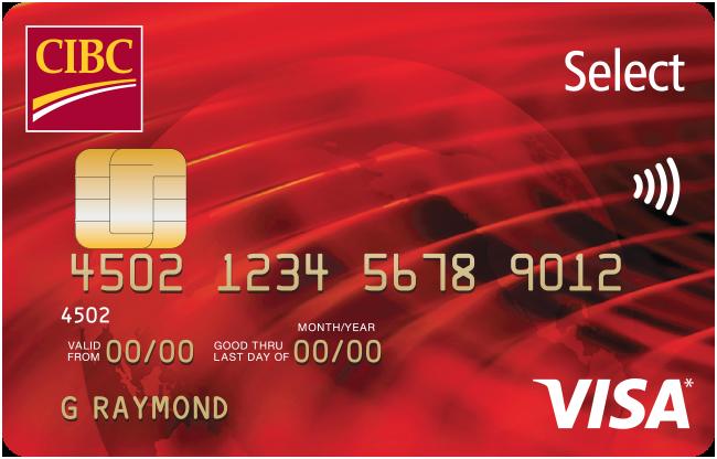 CIBC Select Visa Card