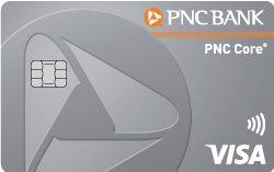 PNC Core® Visa® Credit Card
