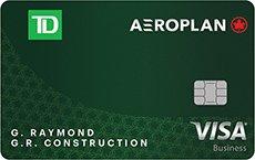 TD® Aeroplan® Visa Business Card