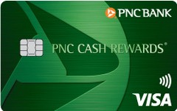 PNC Cash Rewards® Visa®