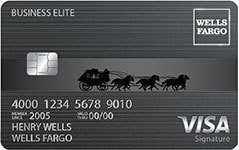Wells Fargo Business Elite Signature Card