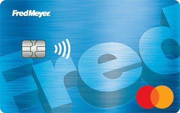 Fred Meyer Rewards® World Mastercard®