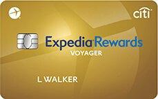 Expedia® Rewards Voyager Card