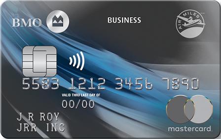 BMO® AIR MILES® Business Mastercard®